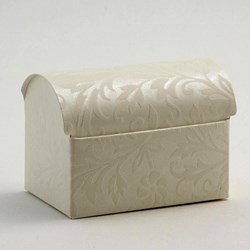 Picture of Vintage Diamante Favour Box