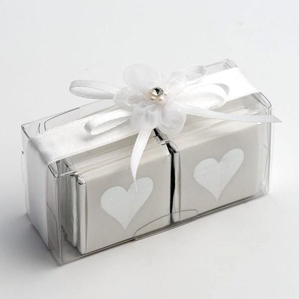 Picture of Clear Rectangular Favour Box