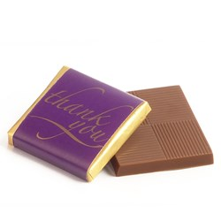 Picture of Thank You Choc Squares