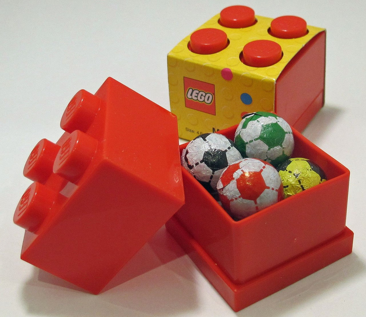 LEGO® Favour Box | UK Wedding Favours
