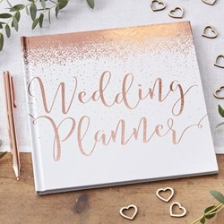 Picture of Rose Gold Wedding Planner
