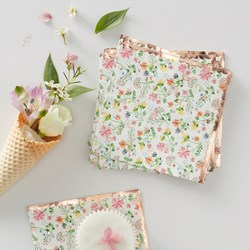 Picture of Paper Napkin - Ditsy Floral