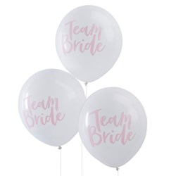 Picture of Team Bride Balloons