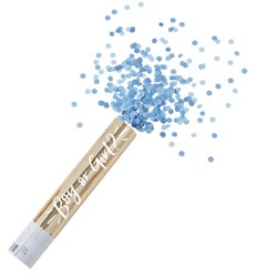 Picture of Confetti Cannon Shooter - Large Blue - Oh Baby!