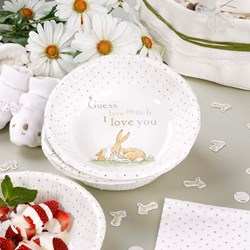 Picture of Paper Bowls - Guess How Much I Love you