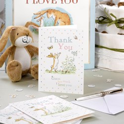 Picture of Thank You Cards - Guess How Much I Love you
