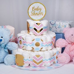 Picture of Nappy Cake Decoration Kit