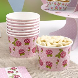 Picture of Treat Tubs - Vintage Rose