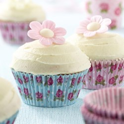 Picture of Cupcake Cases - Vintage Rose