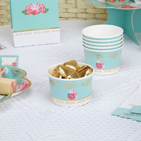 Picture of Treat Tubs - Eternal Rose