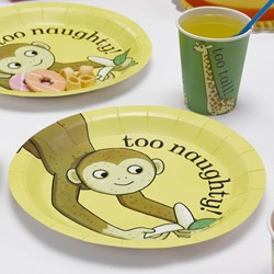 Picture of Paper Plates - Dear Zoo