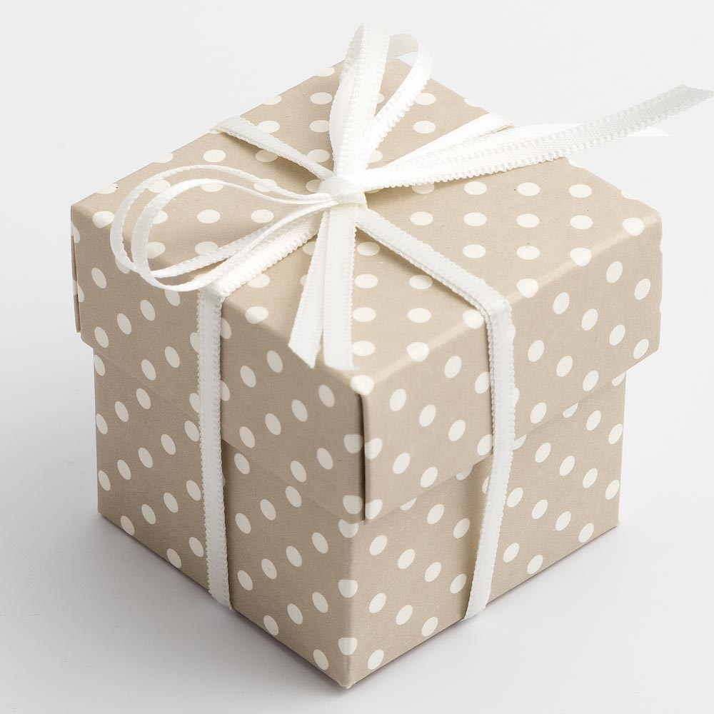 Shop Our Attractive Polka Dot Range Of Boxes Which Have So