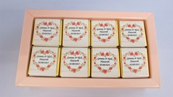 Picture of Personalised Chocolates Gift Box