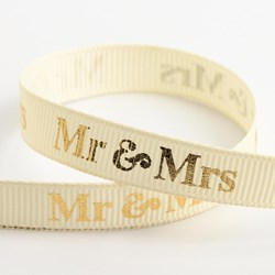Picture of Decorative Wedding Ribbons