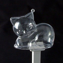 Picture of Clear Acrylic - Cat