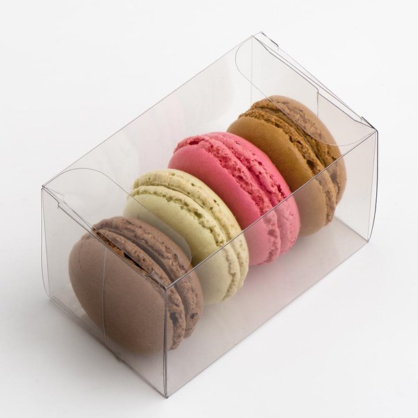 Picture of Transparent Macaroon Box