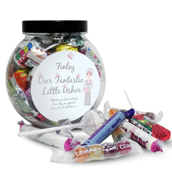 Picture of Fabulous Usher Sweet Jar