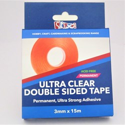 Picture of Ultra Clear Double Sided Tape