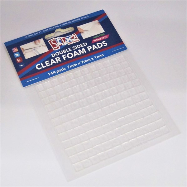 Picture of Clear Foam Pads