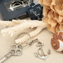 Picture of Anchor Key Chain Favour