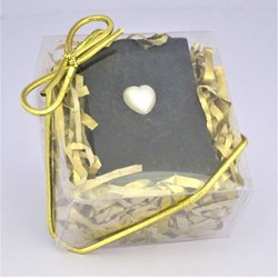 Picture of Pearl Heart Gift Soap for Men