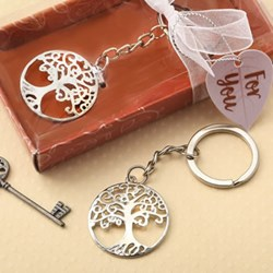 Picture of Tree of Life Key Chain