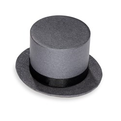 Picture of Top Hat in Grey