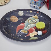 Picture of Space Adventure Paper Plates