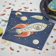 Picture of Space Adventure Paper Napkins
