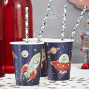 Picture of Space Adventure Paper Cups