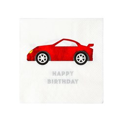 Picture of Racing Car Paper Napkins