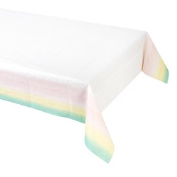 Picture of Pastel Paper Table Cover