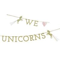Picture of We Love Unicorns Garland
