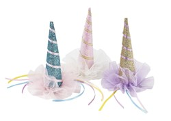 Picture of Unicorn Sparkly Party Hats