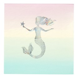 Picture of Mermaid Paper Napkins