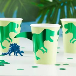 Picture of Dinosaur Paper Cups