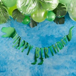 Picture of Dinosaur Party Bunting