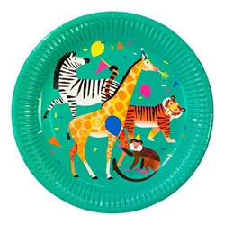 Picture of Animal Paper Plates