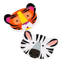 Picture of Animal Face Paper Plates