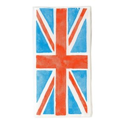 Picture of Union Jack Paper Napkins