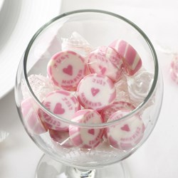 Picture of Rock Sweets - Just Married Pink