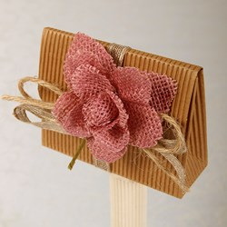 Picture for category Hessian Rose Boxes and Pouch designs