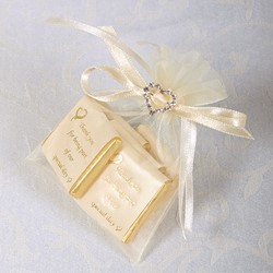 Picture for category Ready Made Organza Bags with Diamante Trim