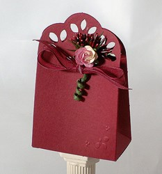 Picture for category Matt & Moire Favour Boxes