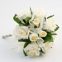Picture of Bouquets - Small Ivory Bouquet