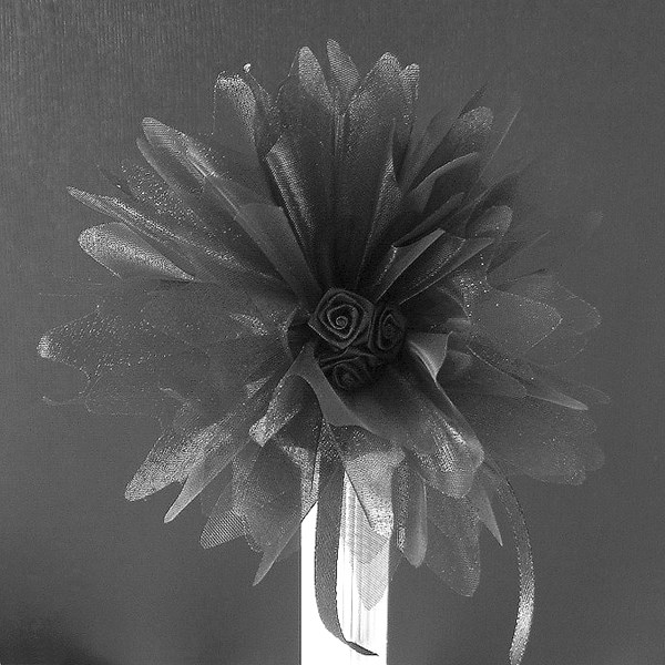 Picture of Crystal Tulle in Black