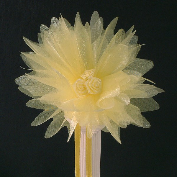 Picture of Crystal Tulle in Lemon