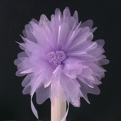 Picture of Crystal Tulle in Lilac