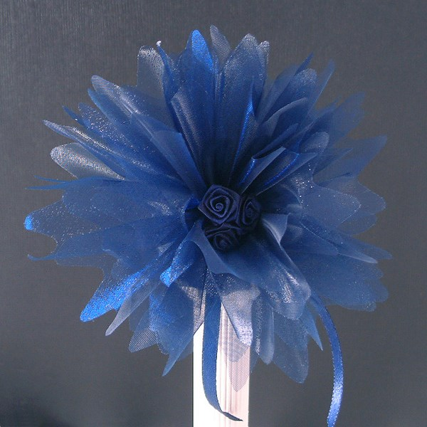 Picture of Crystal Tulle in Navy