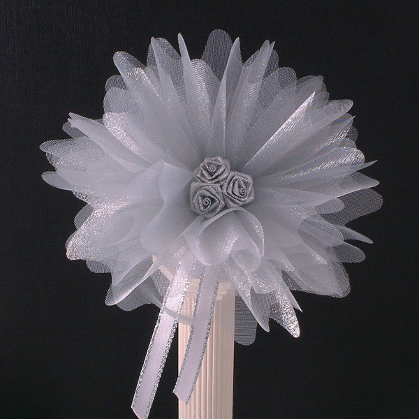 Picture of Crystal Tulle in Silver